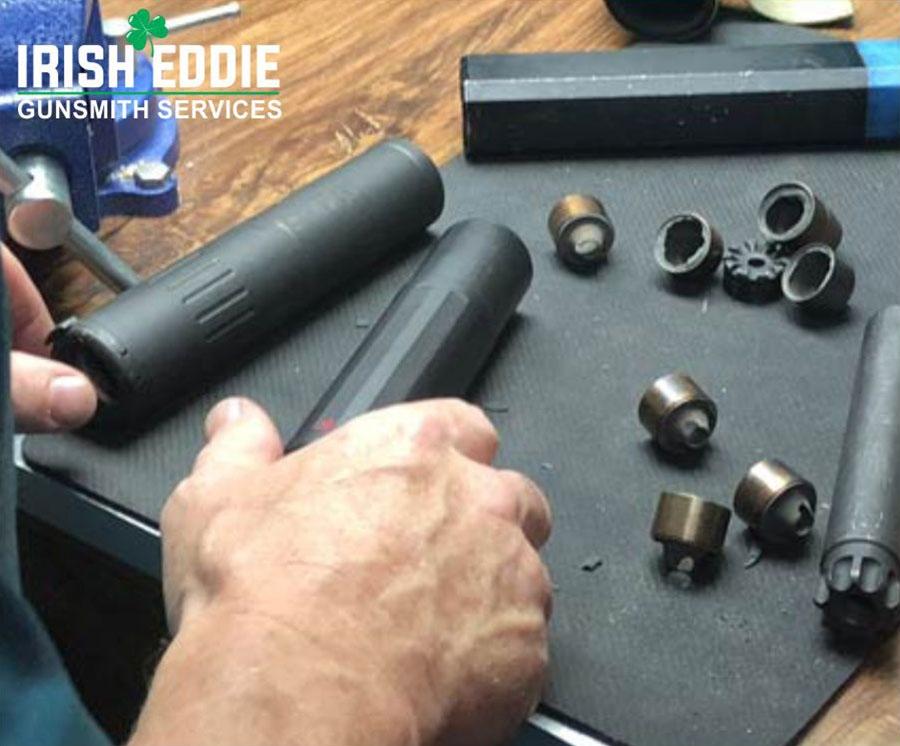 Professional Gun Cleaning & Gunsmithing